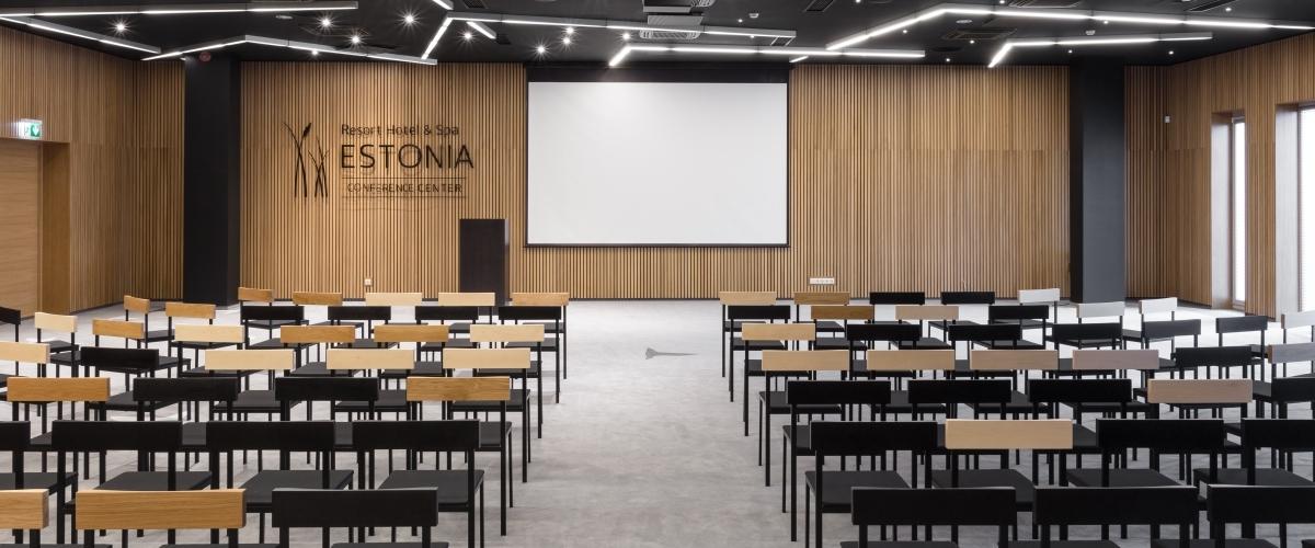 Estonia Resort Hotel & Spa konverentsikeskus