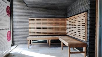 Infrapuna saun
