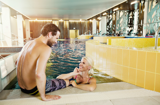 Romantic spa vacation in Pärnu Estonia